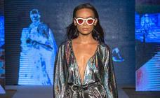 Desfile con modelos transgénero en la Miami Swin Week