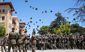 Casi 4.000 aspirantes a guardia civil piden impugnar una prueba de ortografía