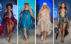 Un desfile con modelos transgénero sorprende en la Miami Swin Week