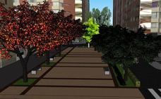 El Ayuntamiento de Valencia inicia la peatonalización de una nueva plaza de la ciudad