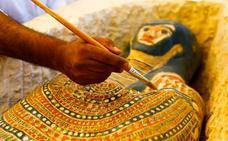 Egipto abre al público dos nuevas pirámides