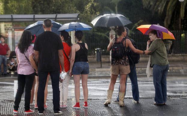 Consulta dónde lloverá este miércoles en la Comunitat