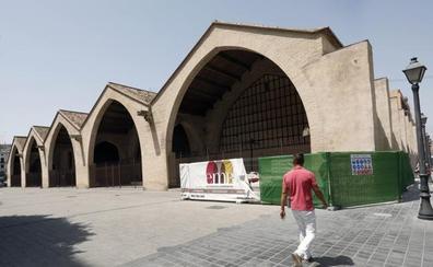 Los museos municipales de Valencia, cerrados a los visitantes y en obras en pleno verano
