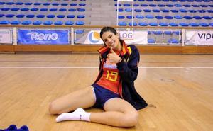 «Mi experiencia con las compañeras de la selección española ha sido un regalo»