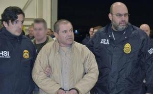Condenan al narcotraficante mexicano 'El Chapo' Guzmán a cadena perpetua