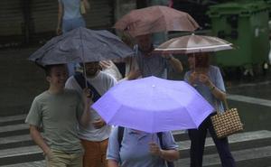 Parte de la Comunitat estará hoy y mañana en alerta por tormentas