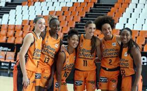 Valencia Basket ya conoce a sus posibles rivales en la Eurocup Women