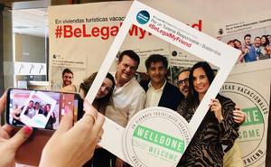 Turisme y FEVITUR lanzan una nueva campaña para promover las viviendas turísticas legales