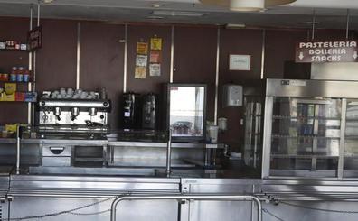 La cafetería del General, cerrada por deficiencias en la cocina