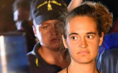 La capitana del 'Sea Watch' pide a la Comisión Europea que acepten inmigrantes salvados en alta mar