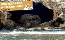 La Cova Tallada: un refugio escondido entre el mar y la montaña