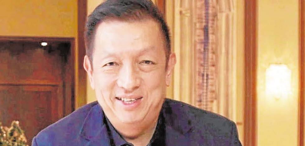 Cumbre con Peter Lim en Singapur