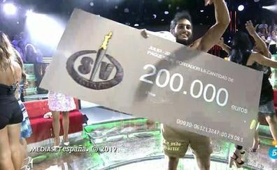 Omar Montes gana 'Supervivientes 2019'