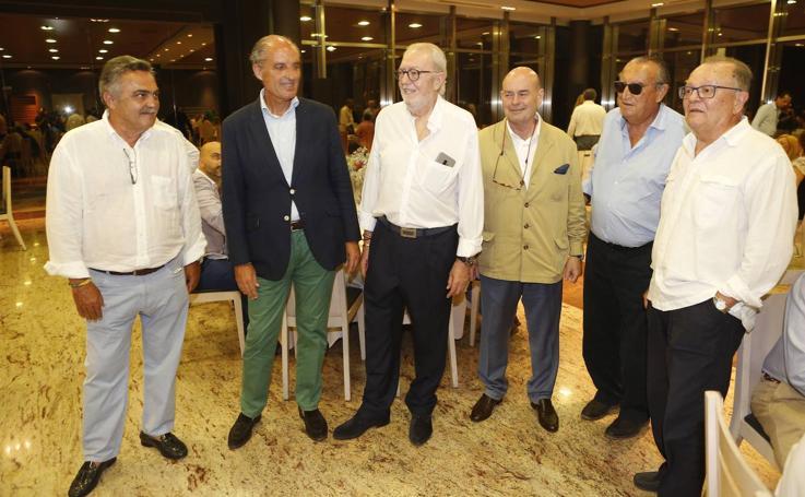 Cena de los nostálgicos del PP de Valencia