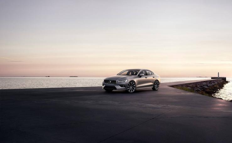 Fotos del Volvo S60, pionero de una nueva era de sostenibilidad