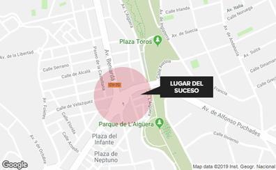 El alcalde de Callosa d'en Sarrià sufre un golpe en la cabeza al perseguir a un ladrón que había robado a una mujer