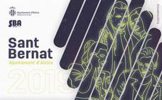 Programa de las fiestas de Sant Bernat en Alzira 2019: conciertos y horarios
