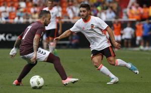 Nacho Gil se desvincula del Valencia CF y ficha por la Ponferradina