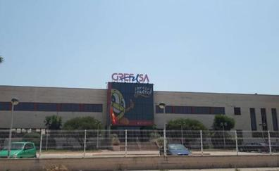 Comunicado de Grefusa después del incendio en su fábrica de Alzira