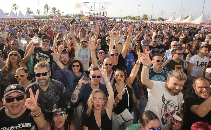 El 4ever Fest revoluciona la Marina