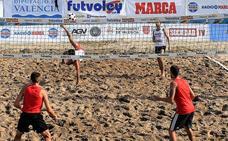 Morel y Pereira ganan el Ciudad de Valencia