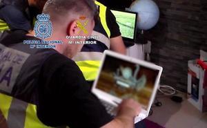 15 detenidos en tres empresas cerámicas de Castellón implicadas en estafas de 'phising' a clientes