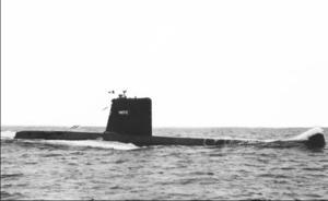 Encuentran un submarino francés perdido hace 50 años en el Mediterráneo