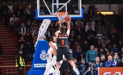 El Valencia Basket tratará de fichar a Marinkovic como alternativa a Brizuela