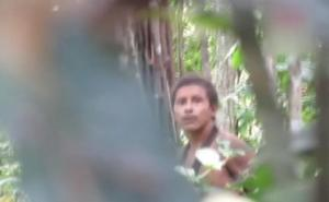 La enigmática tribu que vive aislada en la selva amazónica