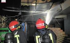 Un incendio en un hotel de Montanejos deja 33 afectados