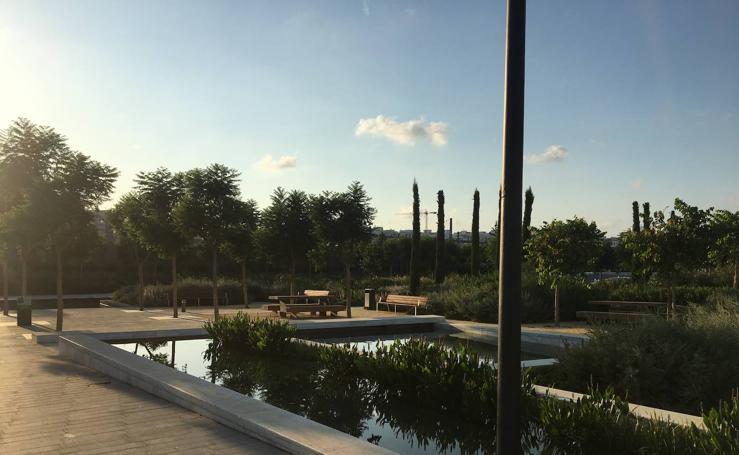El Parc Central de Valencia en fotos