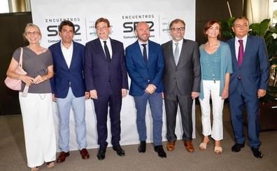 Generalitat y diputaciones abogan por colaborar en favor de la ciudadanía