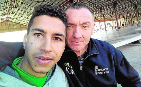 El campeón de maratón comete tres hurtos más en pocas horas en Valencia