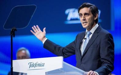 España salva la caída de ingresos en Telefónica y se consolida en Orange