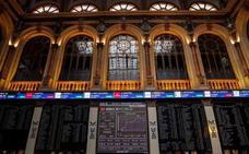 El Ibex-35 se marea con el BCE, la investidura fallida y los resultados y pierde los 9.300 puntos