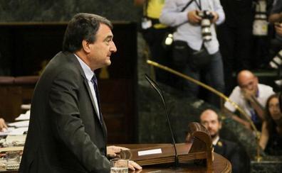 PNV y EH Bildu se abstienen