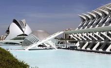 La Generalitat gastará 2,5 millones en contratar seguridad privada para la Ciudad de las Artes y las Ciencias de Valencia