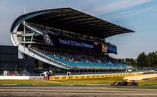 Horario de la Fórmula 1 en Alemania y dónde verlo por televisión