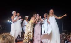 Ivonne Reyes protagoniza la velada de la moda en Dénia