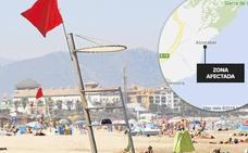 Cierra la playa de Las Fuentes de Alcossebre tras detectarse contaminación fecal