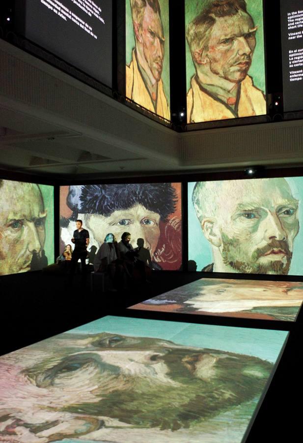 Un Van Gogh multisensorial en Valencia