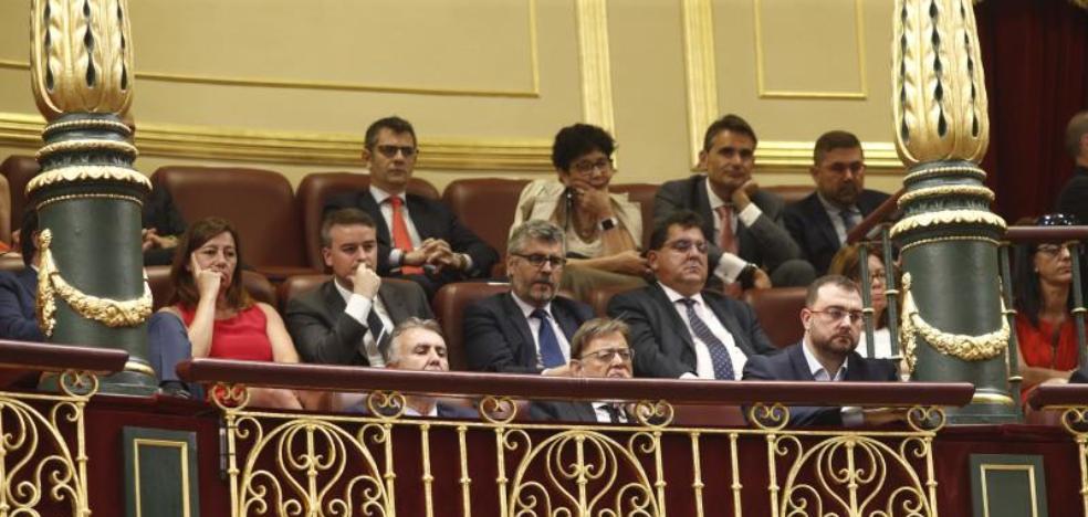 La falta de Gobierno deja en el aire 14.000 millones para la Comunitat Valenciana