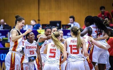 España, bronce tras superar a Bélgica