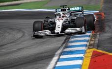 La Fórmula 1 hoy en directo: sigue online y por televisión el GP de Alemania