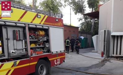Un incendio en un hotel de Benicàssim obliga a evacuar a 170 personas alojadas