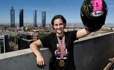 Ana Carrasco: Rompiendo techos de cristal sobre dos ruedas