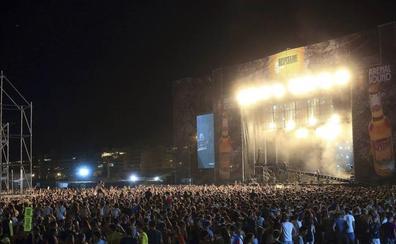 El recinto de conciertos del Arenal Sound incrementa 10.000 m2 pero mantiene el aforo de 60.000 personas