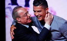 Cristiano Ronaldo: «Me dio mucha pena irme del Real Madrid»