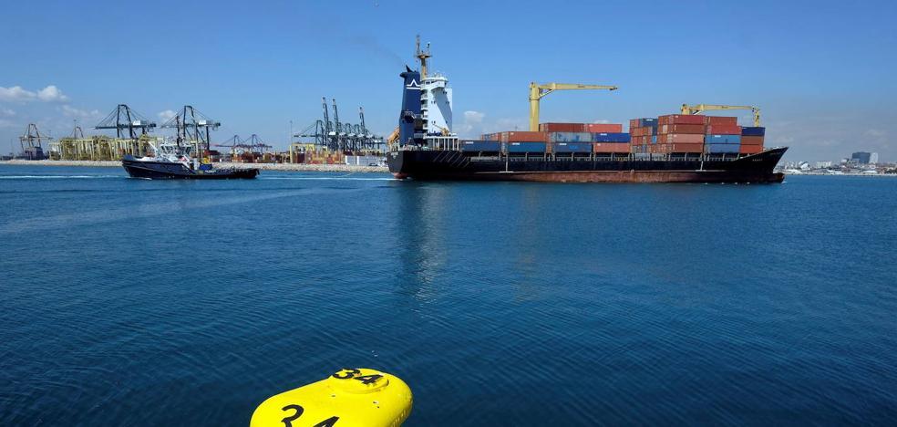 Puertos del Estado respalda la Declaración de Impacto Ambiental de la ampliación norte de Valencia