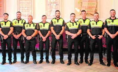 La ciudad aumentará la plantilla de Policía Local con 10 agentes más